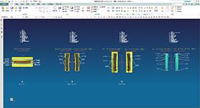 A柱DL图全工序开发(步骤一)