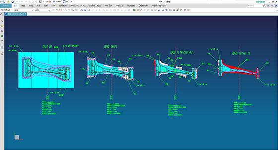 B柱DL图全工序开发(步骤三) (544播放)
